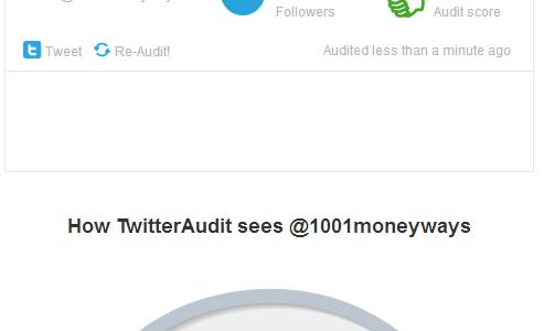 how many fake followers do i have