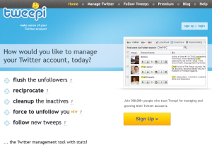 get more real twitter followers using tweepi